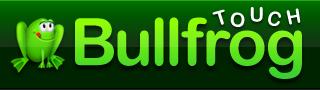 Bullfrog Touch Logo