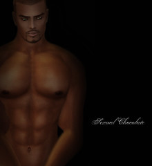Sexual Chocholate ([Vernice Burks]) Tags: hot sexy chocolate gorgeous hunk rawr flawless nahm jermainedocherty