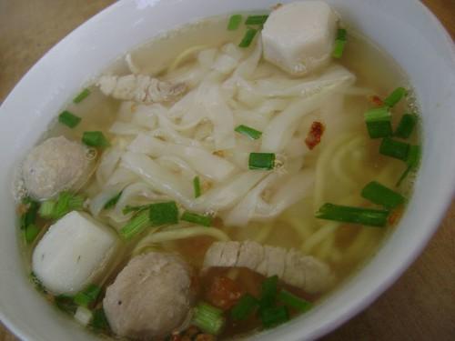 Kuey Teow Soup #1