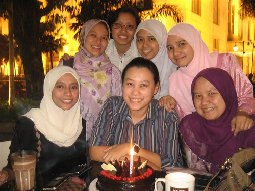 My birthday 2008