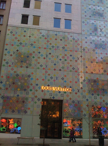 greetings from vuitton