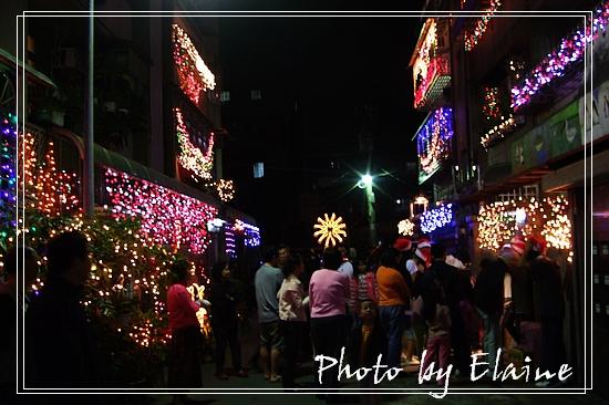石牌聖誕巷4