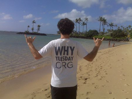 Why Tuesday? On Oahu