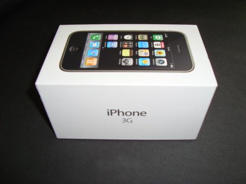 Iphone 3gs 16gb Box White Iphone 3gs Box
