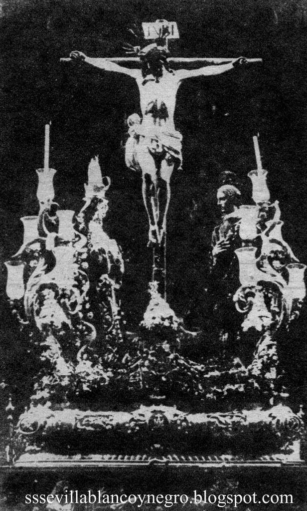 Santísimo Cristo del Buen Fin y Ntra. Sra. de la Palma 1912