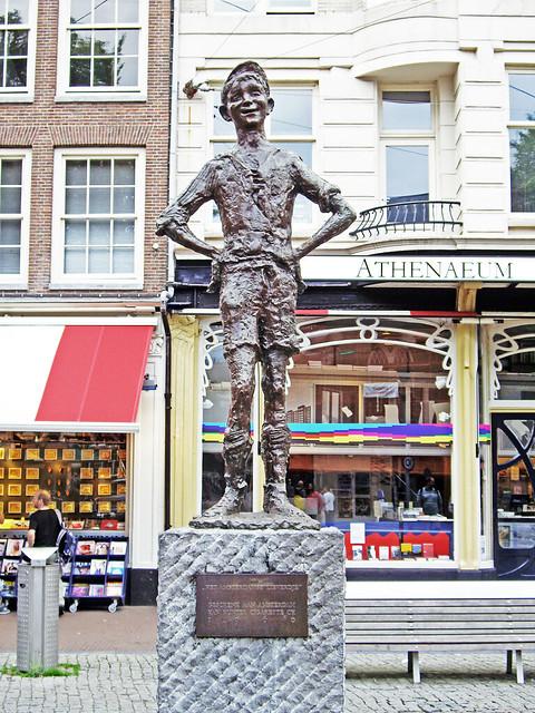 Il Monello di Amsterdam