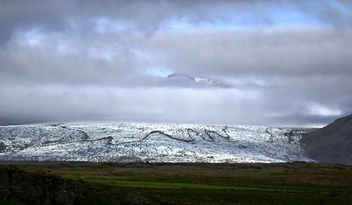 Lines on Vatnajökull