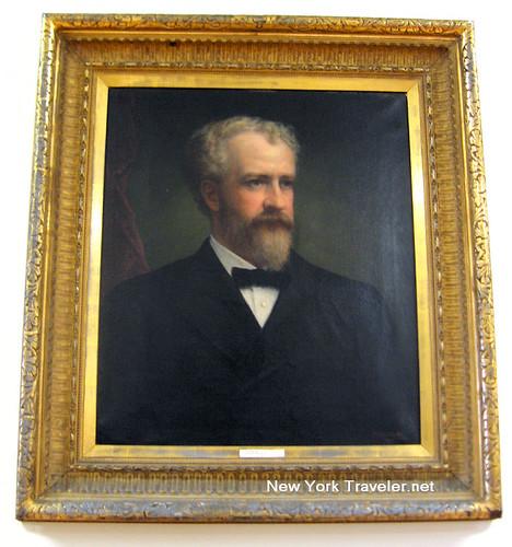 Roscoe Conkling Portrait