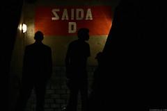 Saída D (César Ovalle) Tags: brazil sp exit saída silhueta cesinha mogidascruzes césarovalle fonzefotografia cesarovalle