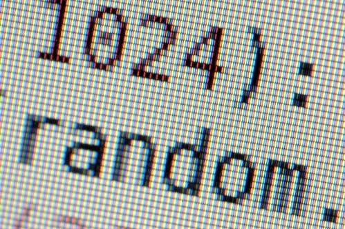 (1024) : random.
