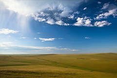 Hailar Grassland (Laws0n_Lu) Tags: china sky tourism canon landscape grassland cloudscape innermongolia hailar 24l thebestofday gnneniyisi