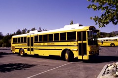 CA Dept of Ed 3 001 (crown426) Tags: crowncoach supercoach thomassafetliner utilitybuscdecaliforniadepartmentofeducationschoolbustrainingbus