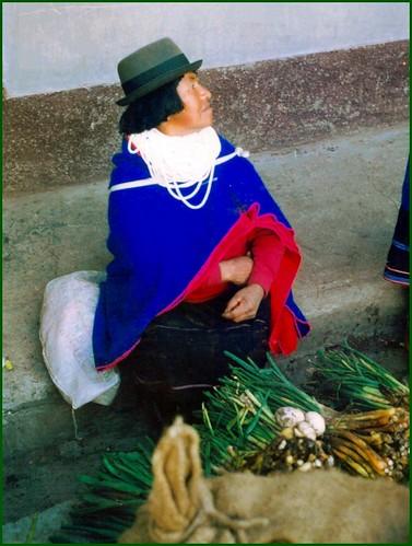 indigena guambiana.Sivia Colombia