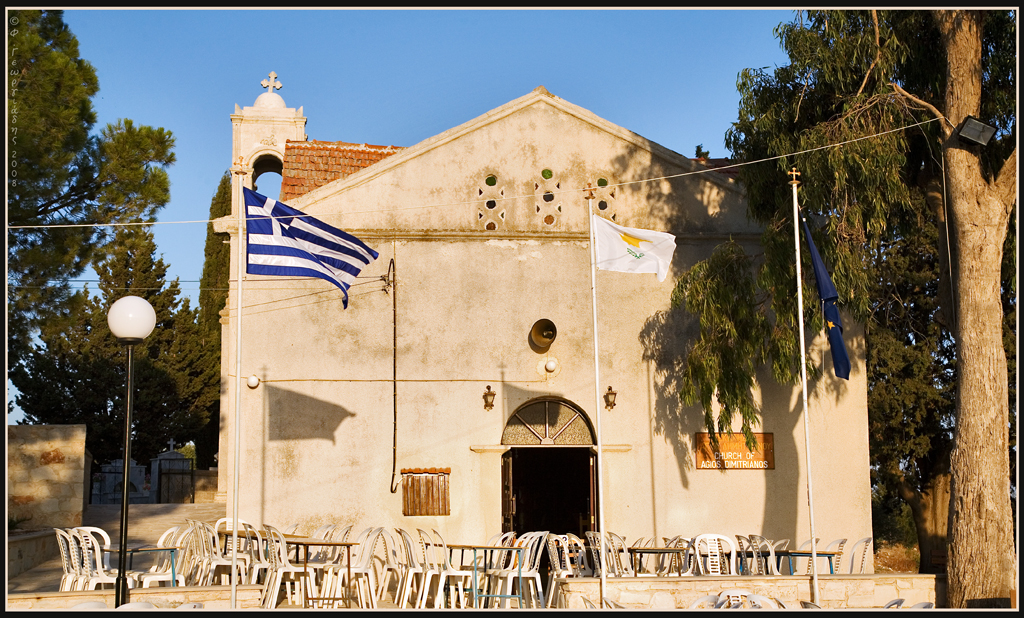 Agios Demetrianos church, Paphos