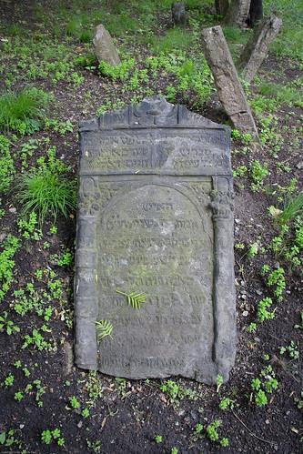 Jewish Cemetery (Starý židovský hřbitov)