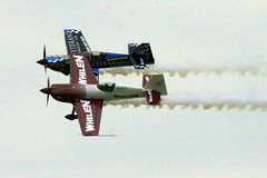 Air Show: Mike Goulian and Rob Holland