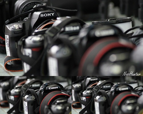 Sony-Canon-Nikon
