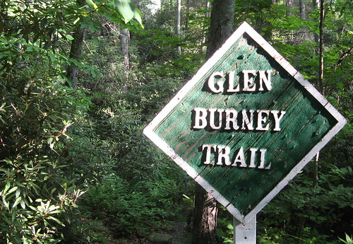 Glen Burney Trail