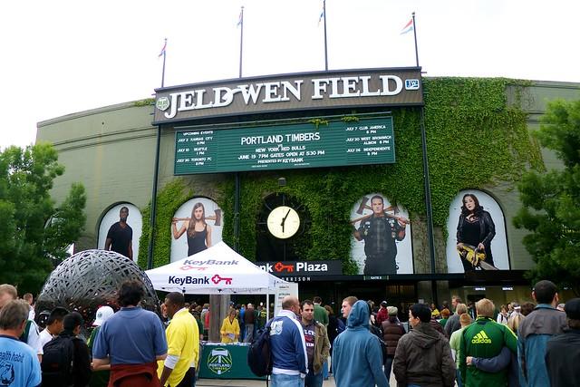 JELD-WEN Field