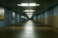 Passage (koDesign) Tags: station night underground exposure sony railway bahnhof basel moo dslr longer sal1870 ontourwithclande immernrsufen