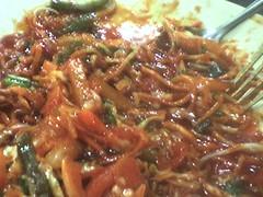 American Capsicum Noodles,Again