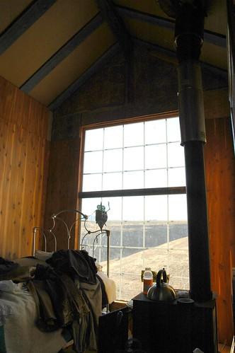 Film Director Karl Krogstad's hideaway in the mountains of Eastern Washington USA by Wonderlane
