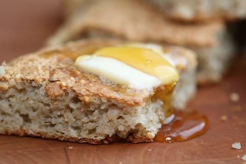 Estonian Soda Bread / Odrajahu-hapupiimakarask