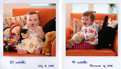 Erik van der Neut - Lola, 23 & 41 weeks