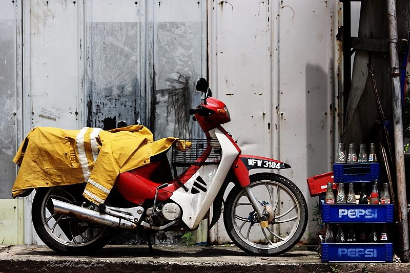 Bike & Pepsi