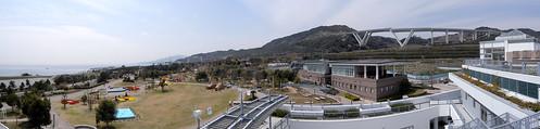 Panorama 国営明石海峡公園 20080404