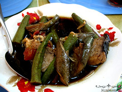 Fish & veggies in soy sauce