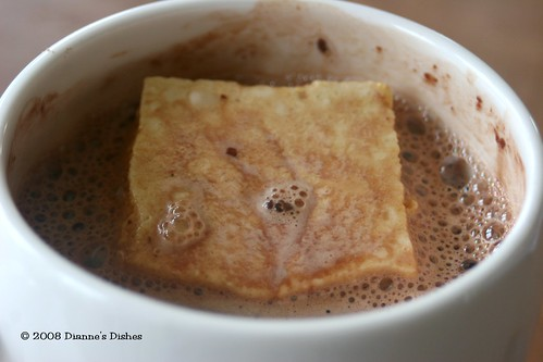 Tuesdays with Dorie: Pumpkin Marshmallows in Hot Chocolate