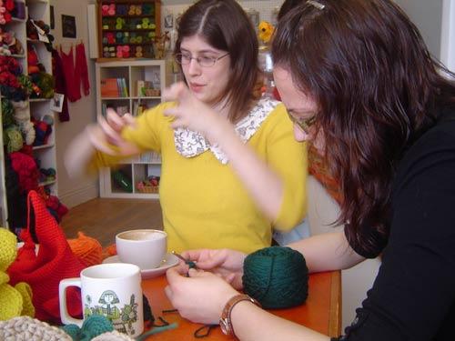 how to crochet...hyperbolically!