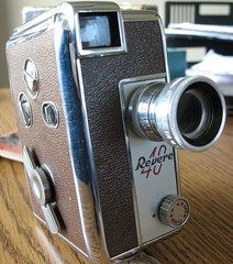 "Revere Eight, Model 40 ""Magazine Camera"""