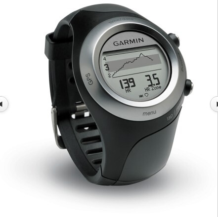 Garmin Forerunner 405 GPS/Sportwatch