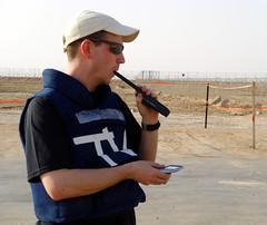 Basra March 2008 (StuartDHughes) Tags: war iraq journalism basra