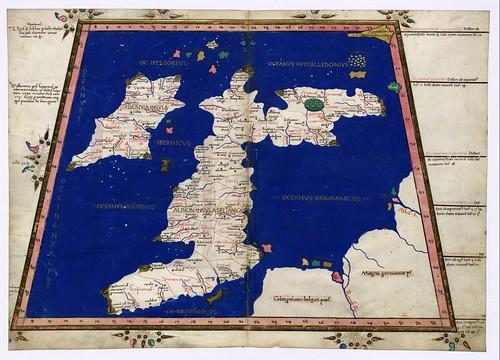 Islas Britanicas e Irlanda