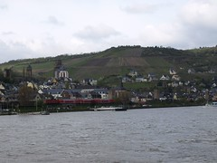 Rhine River Apr 08 037 (MurphMutt) Tags: castle germany rhineriver