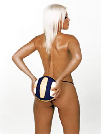 Ana Paula Mancino Volley Bresil