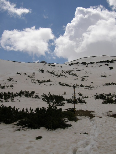 Path to the Seven Rila lakes