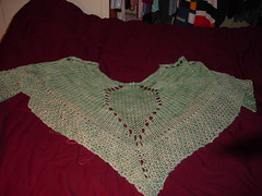 Cape Cod Shawl