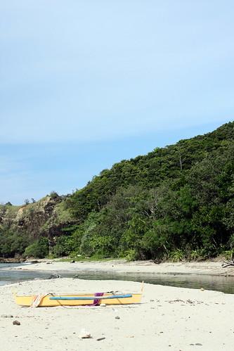 Deserted Dicasalarin Island