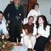 (L-R) Kevin, Bobby, Carter, Carolyn, Karen, Jennifer holding Carissa - Dec. 1982