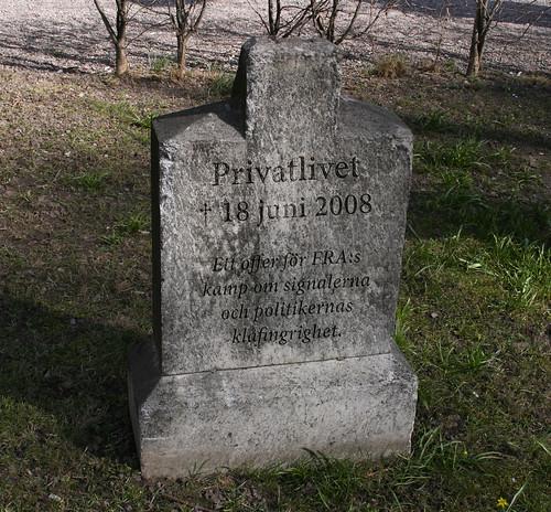 FRA-gravsten