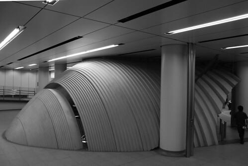 Tokyo Metro Shibuya Station 07