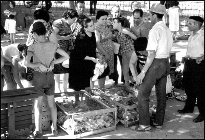 """John Fyfe. El """"martes"""" en el Miradero en 1967."""