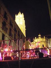 Concert a les Peixeteries Velles (II) (Valent Parrilla Aixel) Tags: major catalonia bateria catalunya festa 2008 sant pere catalua reus prioral escenari catalogna campanar vpa velles catarra peixeteries katalonija catarr