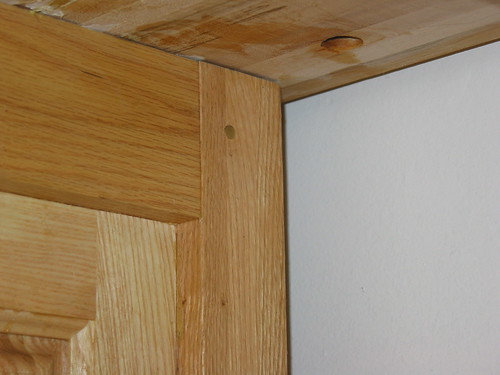 Brass pinned joint