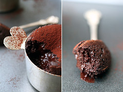 Chocolate Souffle (cannelle-vanille) Tags: texture chocolate souffle fromchocolateobsession rediscoveringbooks