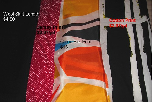 G Street Fabrics, 7/13/08